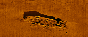 Unknown shipwreck spotted with AUV